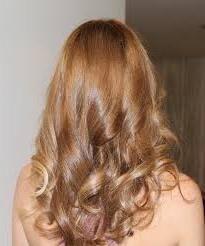 boja za kosu za svijetlosmeđu kosu