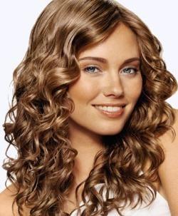 svijetlo smeđe boje kose