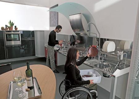Invalidska kolica s invalidskim kolicima