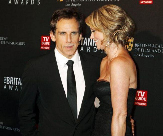 Kristin Taylor i Ben Stiller