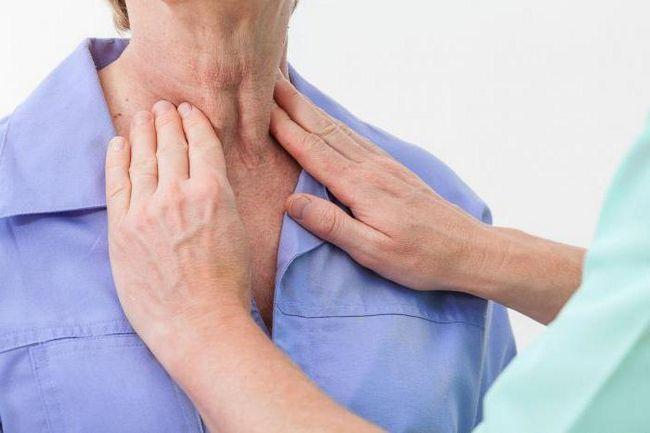 tireotoksične simptome krize