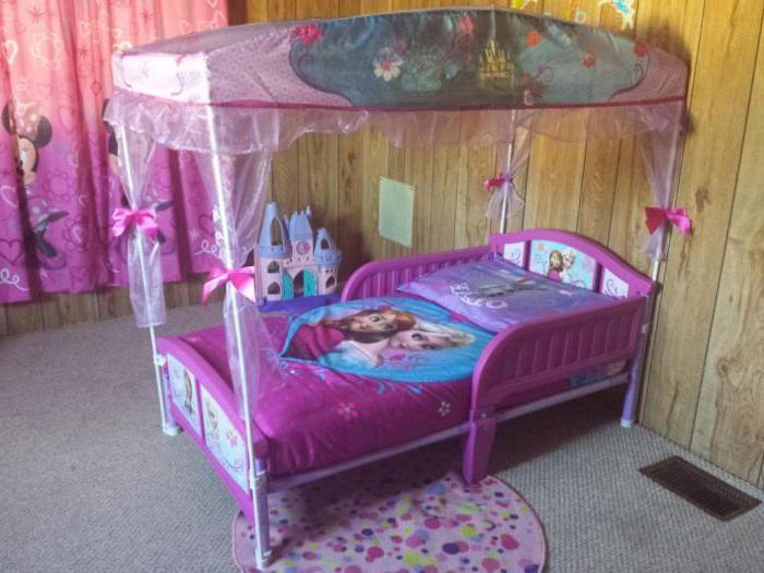 dječji klizni krevet sa stranom