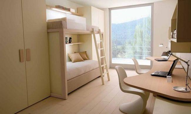 krevet na kat za dvoje djece
