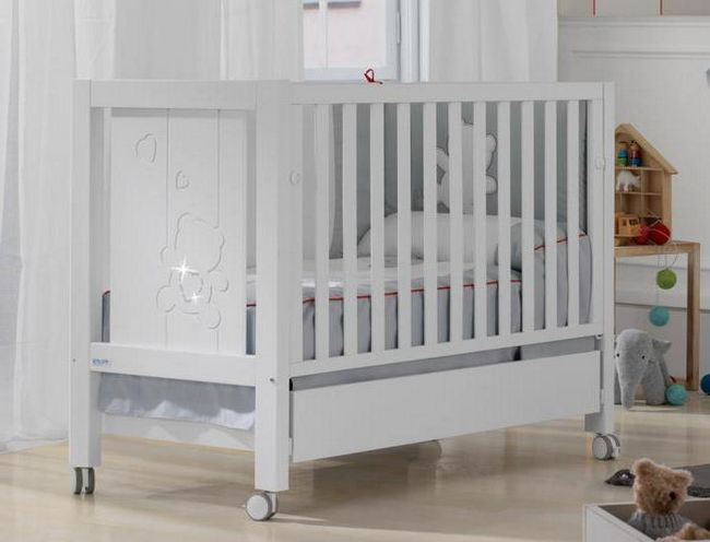 dječji krevetići za novorođenčad