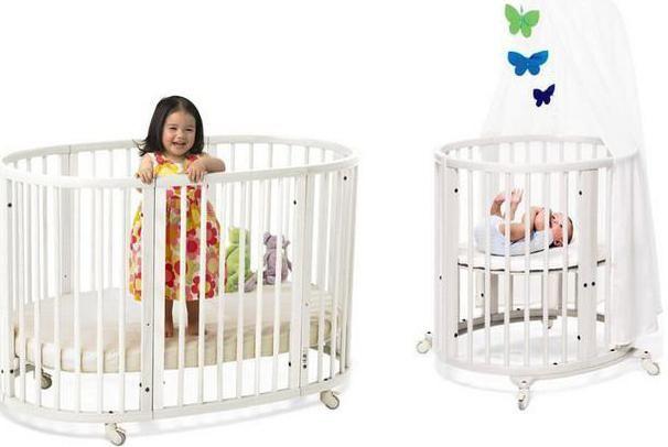 ocjena najboljih dječjih krevetića za novorođenčad