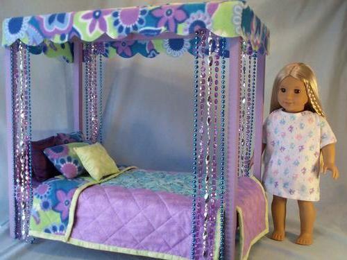 Kreveti za vlastite lutke