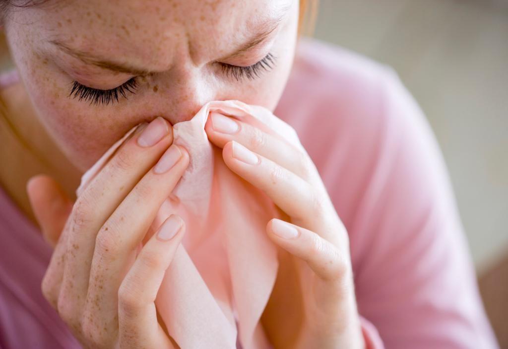 puše vaš nos za krvarenje