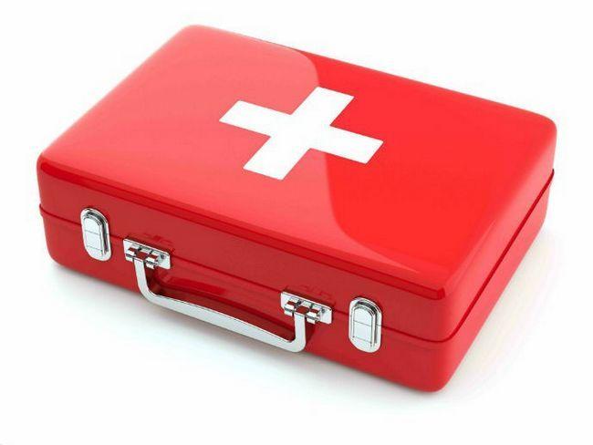 Pomoć kod parenhima krvarenja