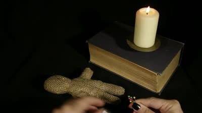 Voodoo lutka - magija sa svojim vlastitim rukama