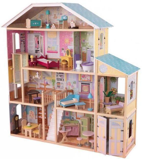 barbie kuća iz snova