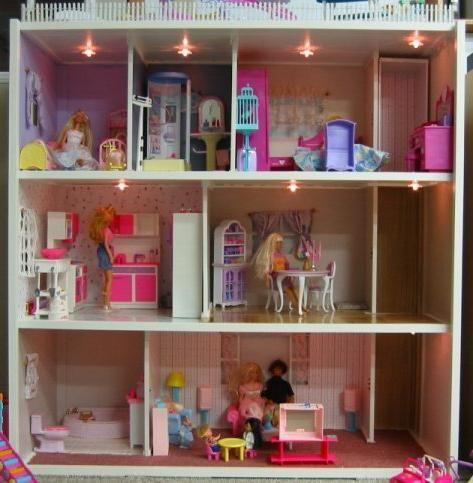Dječje lutkarske kuće
