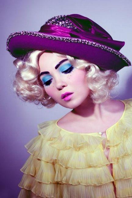 Kako napraviti Doll Makeup