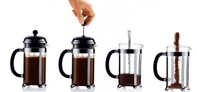 kako napraviti mljevenu kavu