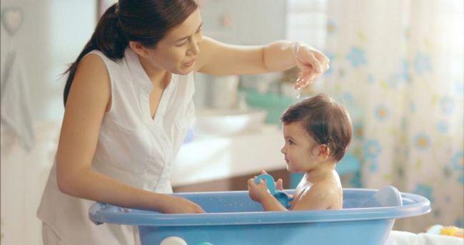 Kupka za kupanje za bebu