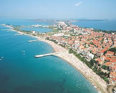 Naselja u Rusiji, smještena na obali Crnog mora