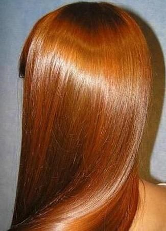 Laminiranje želatinske fotografije kose