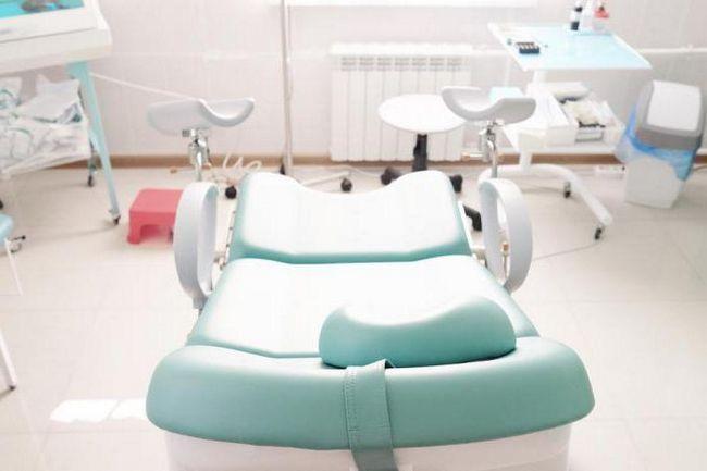 iscjedak nakon laparoskopije ektopične trudnoće
