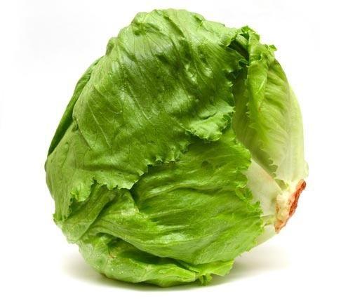 Terapeutsko kulinarstvo: korisna svojstva salata `iceberg`