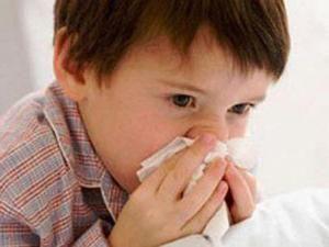 Prva pomoć za krvožilni nosa kod djece
