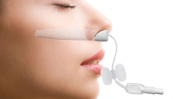 Prva pomoć za krvožilni nosa