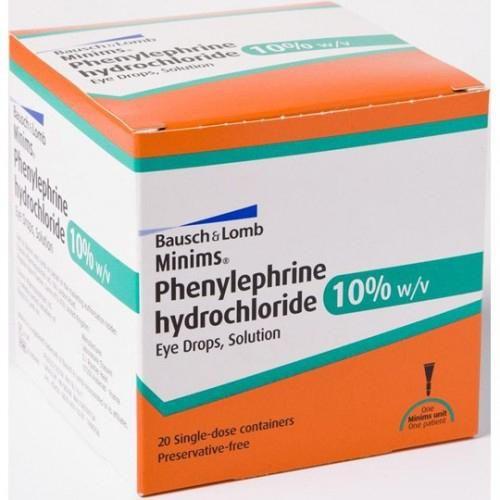fenilefrin hidroklorid