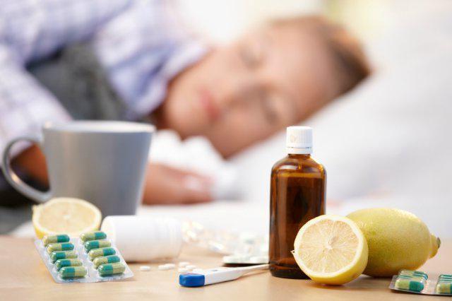 liječenje prehlade i orgies s lijekovima