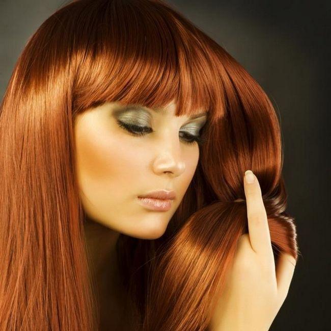 paleta boja za kosu