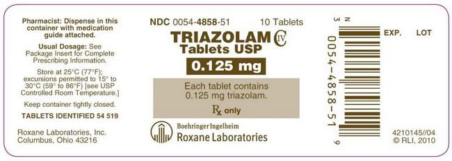 triazolam tablete