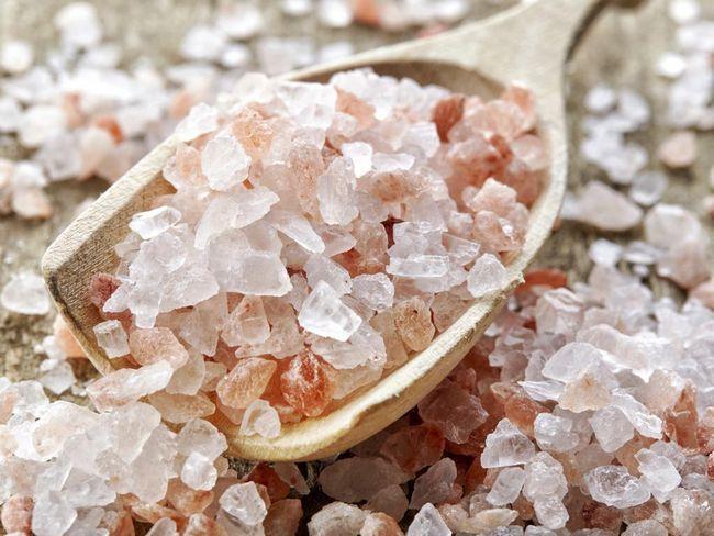 Morska sol za masažu