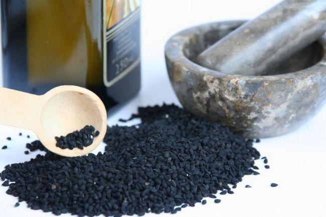 ulje crnoga cumina od gubitka kose