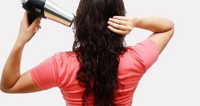 kako sušiti pepeljastu kosu