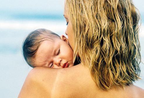 Najbolji način da smirite dijete