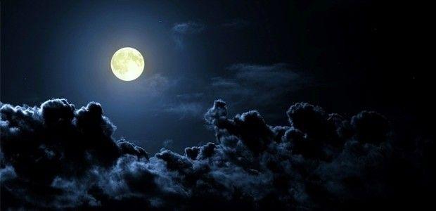 Mjesec na nebu