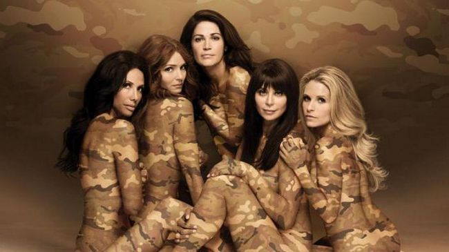 vojne žene