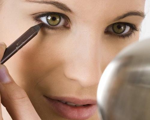 Šminka za velike oči