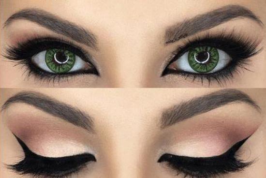 make-up za preplanuo kožu