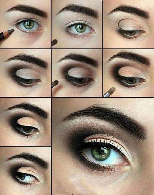 Petlja šminke za oči