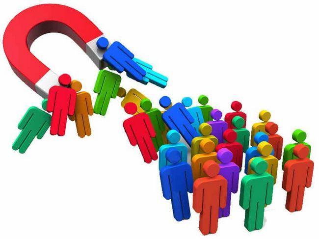 Marketing potiče privlačenje kupaca i povećanje prodaje: primjeri