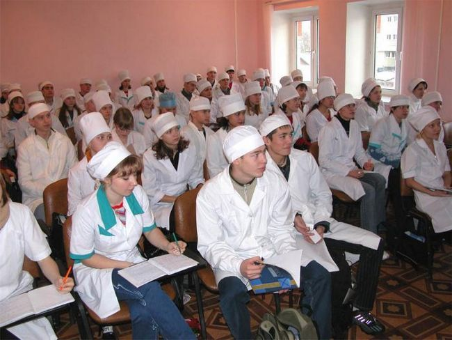 medicinski institut u Moskvi