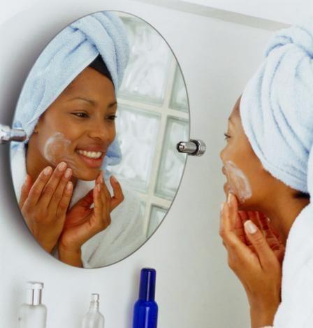 Mehanička pregled čišćenja lica