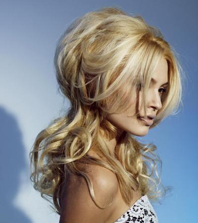 boja kose svjetlo smeđa