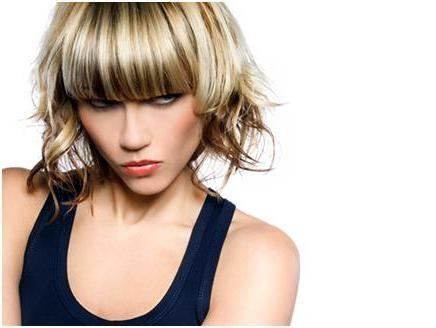 Klasično osvjetljavanje tamnosmeđe kose