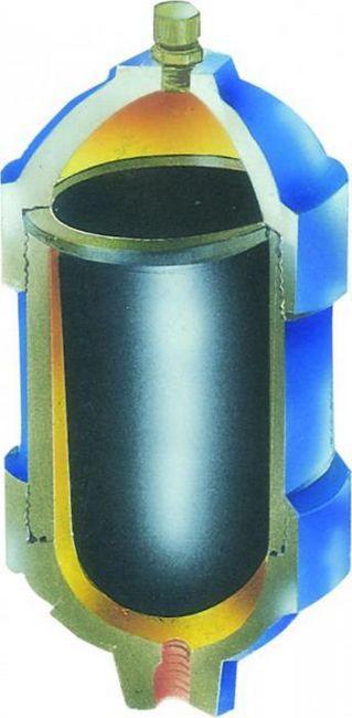 dijafragma za akumulator 100
