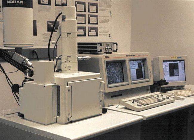 mikroskopska metoda za proučavanje metala i legura