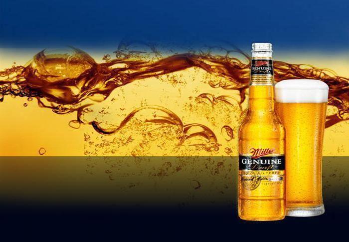 Miller pivo