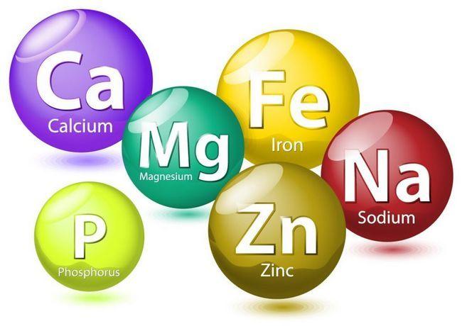 odrediti mineralnu tvar