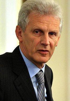 Ministar obrazovanja i znanosti Rusije