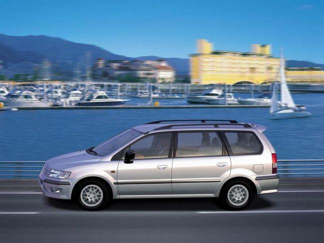 Mitsubishi Space Wagon - automobil za cijelu obitelj