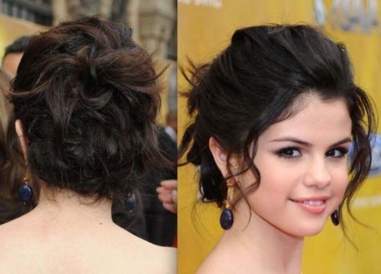 Selene Gomezove frizure