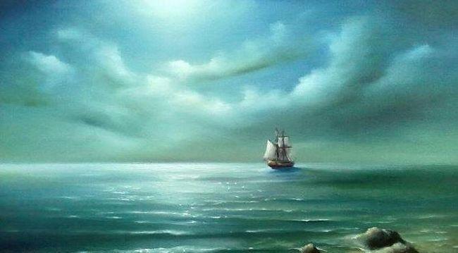 Мотивы одиночества в лирике Лермонтова: план сочинения